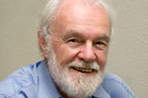 Professor David Harvey, zurzeit an der Graduate School of North American Studies
