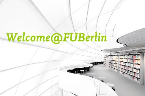 """Menschen, die aus Krisengebieten geflohen sind, den Zugang zum Studium erleichtern - das ist Ziel des """"Welcome@FUBerlin""""-Programms."""