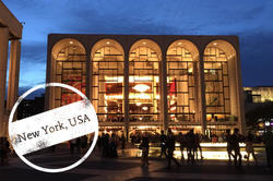 "Seit 1966 hat die ""Met"" Quartier im ""Lincoln Center for the Performing Arts"" in Manhattan."