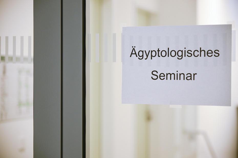 Ägyptologisches Seminar • Einrichtungen • Freie Universität Berlin