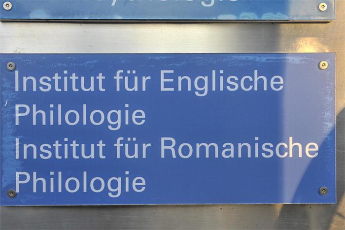 Englische Philologie