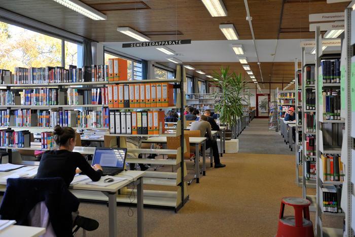 Betriebswirtschaftslehre We 1 Einrichtungen Freie Universitat Berlin