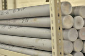 Drill cores provide valuable geographical data.