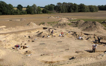 At the Institute of Prehistoric Archaeology at Freie Universität particular emphasis is placed upon the study of the development of sedentism in Europe during the Neolithic period (c. 8000 B.C.) until the migration period.