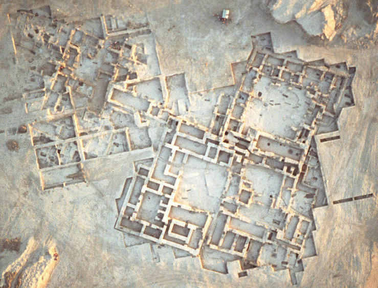Institute of Ancient Near Eastern Archaeology • Departments