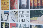Catholic theology as taught at Freie Universität Berlin is an academic reflection on the Christian faith as it is lived in the churches, especially the Roman Catholic Church.