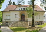 The newly renovated mathematics villa is on Arnimallee 2 in Dahlem.