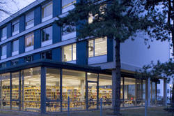 Social Science Library and Library of the Institute for East European Studies