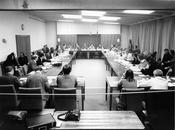 1974 – Meeting of the Academic Senate