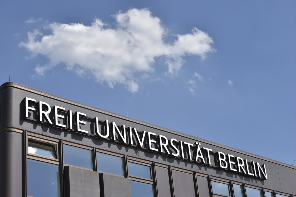 Staying informed about Freie Universität