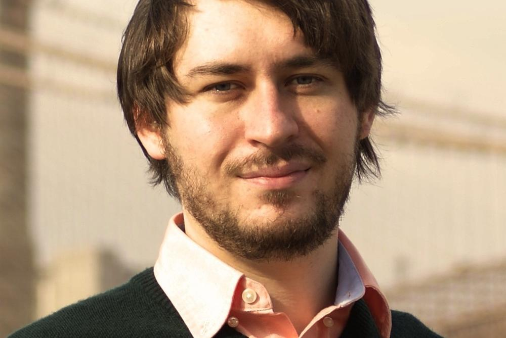 Mykhaylo Bonovskyy works at a political consultancy.