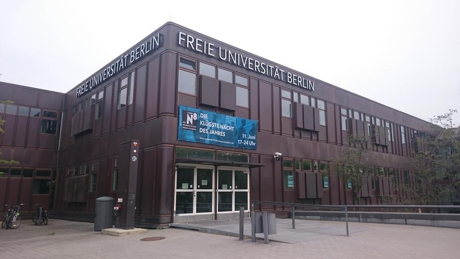 Freie Universität Berlin Stellen