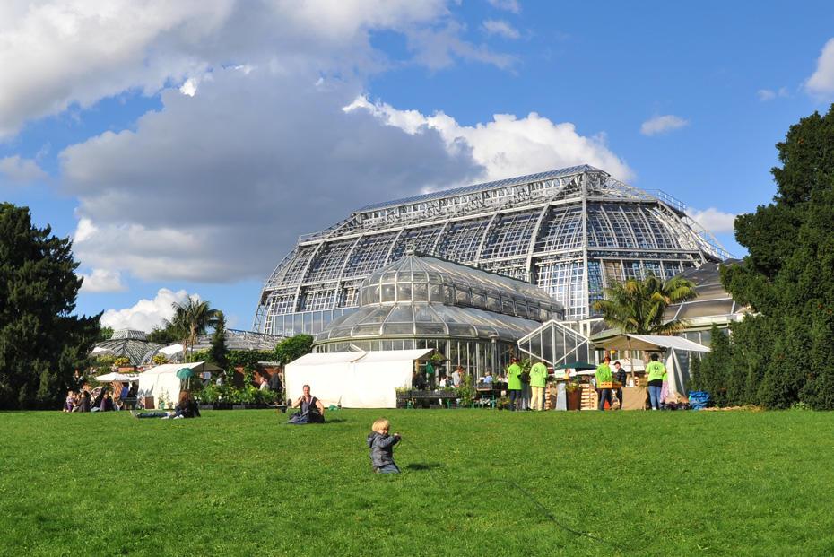 Attractive Botanic Garden And Botanical Museum