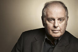 Daniel Barenboim, a world-renowned pianist and conductor, is committed to dialogue in the Middle East and convinced that music can overcome barriers.