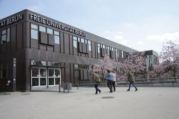 free university of berlin department of veterinary medicine
