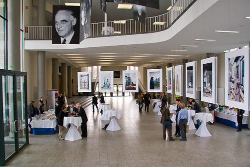 Main foyer: Vision Summit 2008