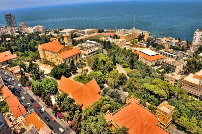 LEBANON: American University of Beirut (AUB) • International Week • Freie  Universität Berlin
