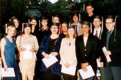 In the 1990s American-style graduation ceremonies were established at the Institute. Furthermore, the Alumni Association was founded.