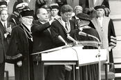 John F. Kennedy is appointed the first honorary citizen of Freie Universität Berlin.