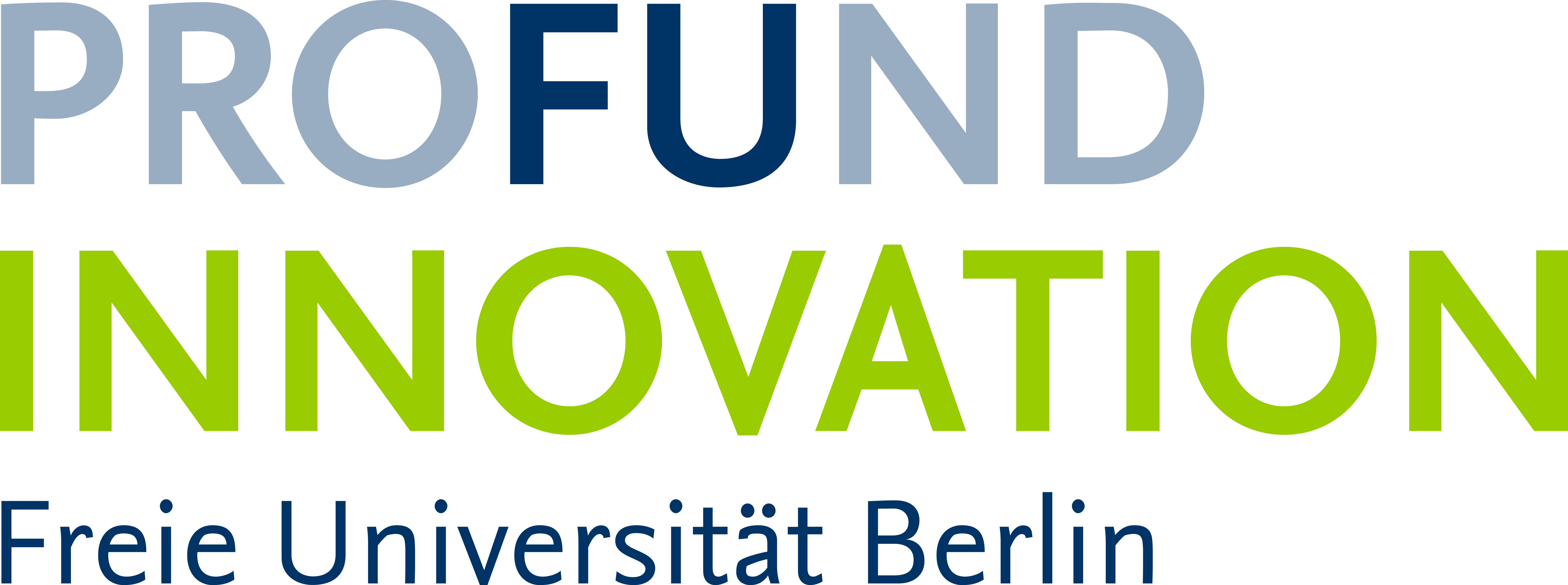 PROFUND INNOVATION - Freie Universität Berlin