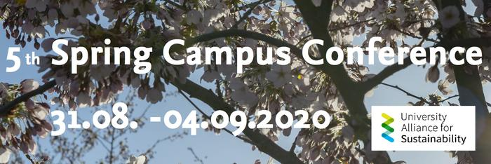 Spring Campus Conference Website