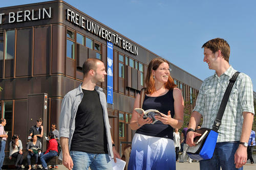 """Uni im Gespräch"" is an information event for prospective students."