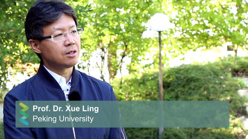 Interview with Xue Ling