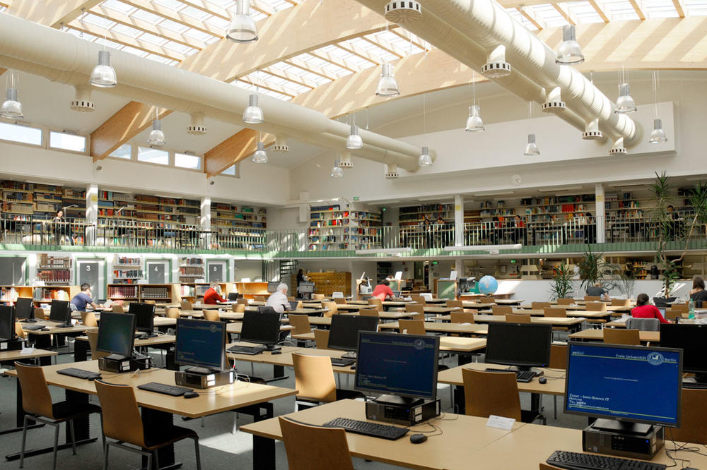 UB Reading Room
