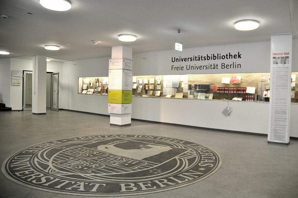 Fu Berlin Akademischer Terminkalender
