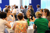 Creating networks among young researchers is a central concern of Junges Wissenschaftsforum Dahlem.