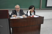 A lecture by Prof. Dr. jur. habil. Dr. h. c. mult. Bernd Schünemann at the ZDS Peking (2014)