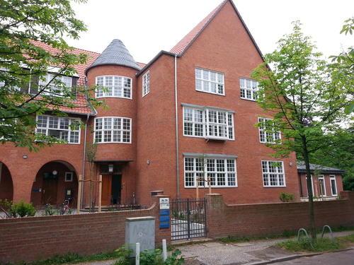 Fu Berlin International Office