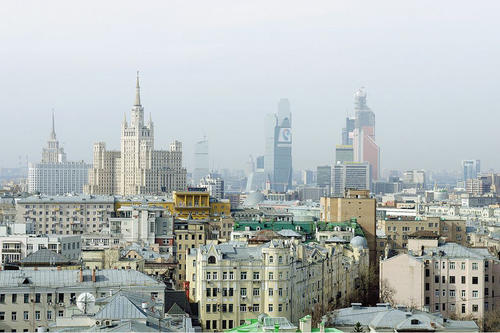 The liaison office of Freie Universität Berlin in Moscow is located at the Moscow State Institute of International Relations (MGIMO).
