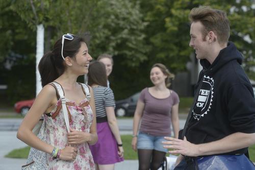 Es gibt eine Vielzahl von Austauchmöglichkeiten für Studierende an der Freien Universität Berlin.