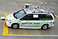 "Roboterauto ""Spirit of Berlin"""