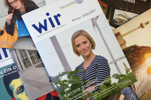 Alumni-Magazin wir Winter 2016/2017