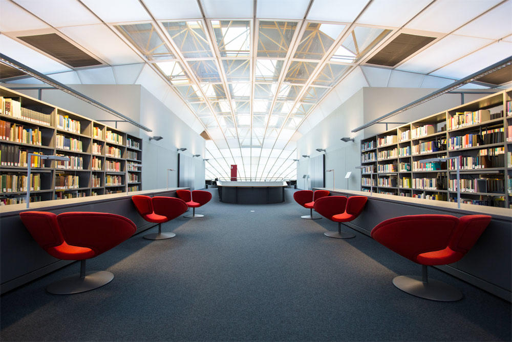 Philologische Bibliothek Einrichtungen Freie Universitat Berlin