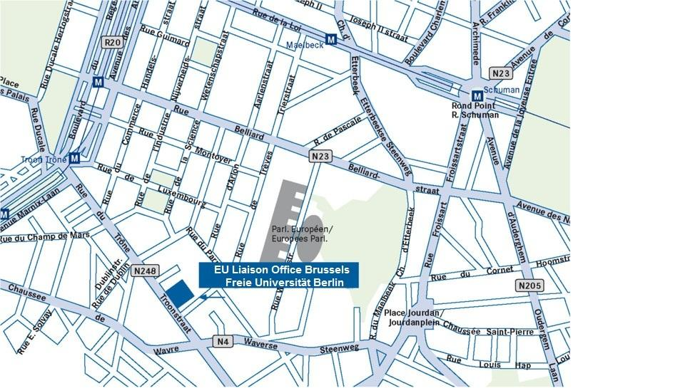 map courtesy of helmholtz association
