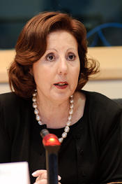 MEP Prof. Maria Da Graça Carvalho, Member of the European Parliament, ITRE Committee