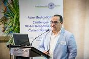 "A 2-days workshop on ""Fake Medications: Challenges, Global Responses and Current Research"""