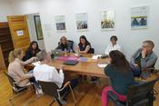 18 academic advisors participated in a one day training session
