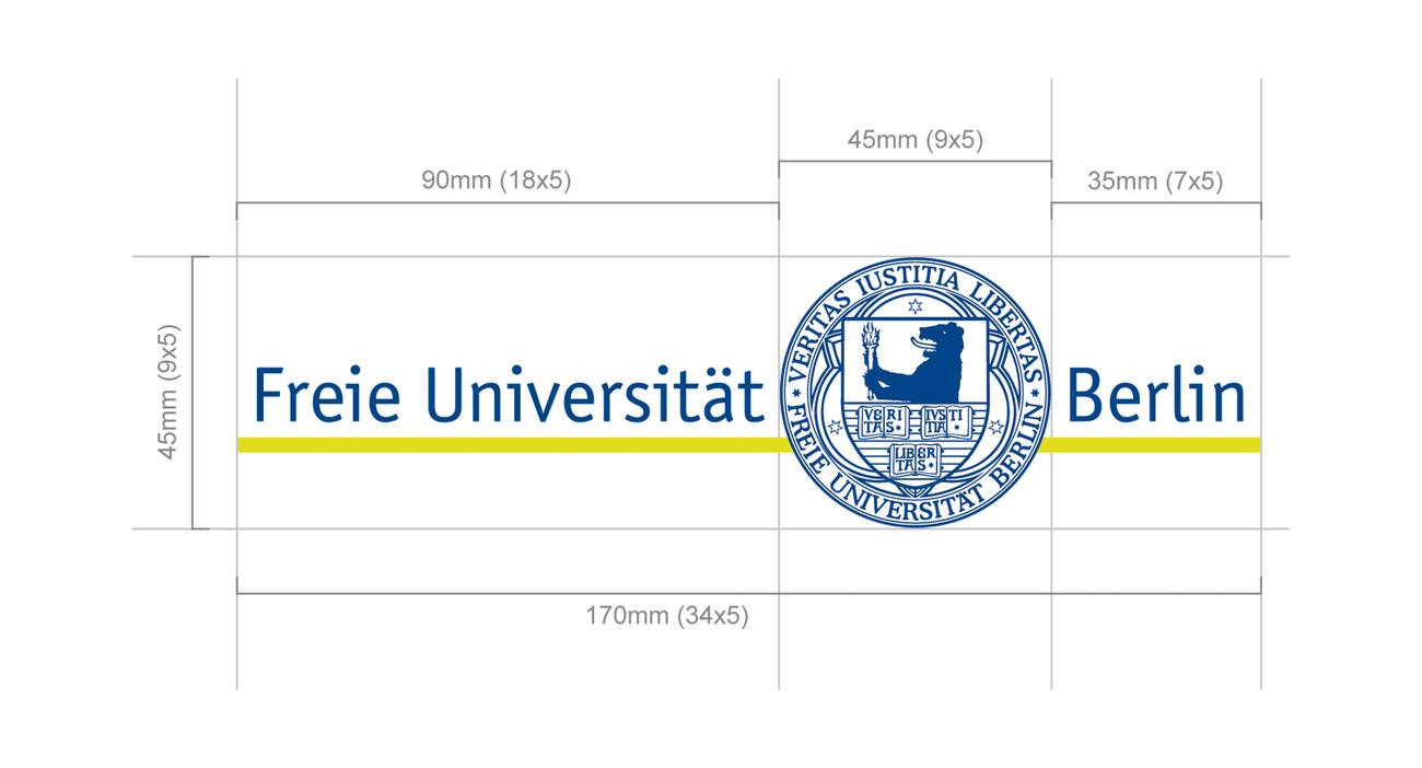 Fu Berlin Corporate Design