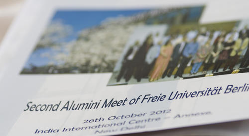 Alumni Events in India