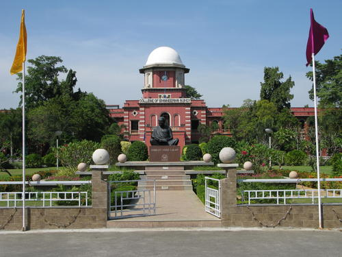 Anna University in Chennai