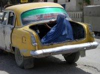 Taxi in Afghanistan