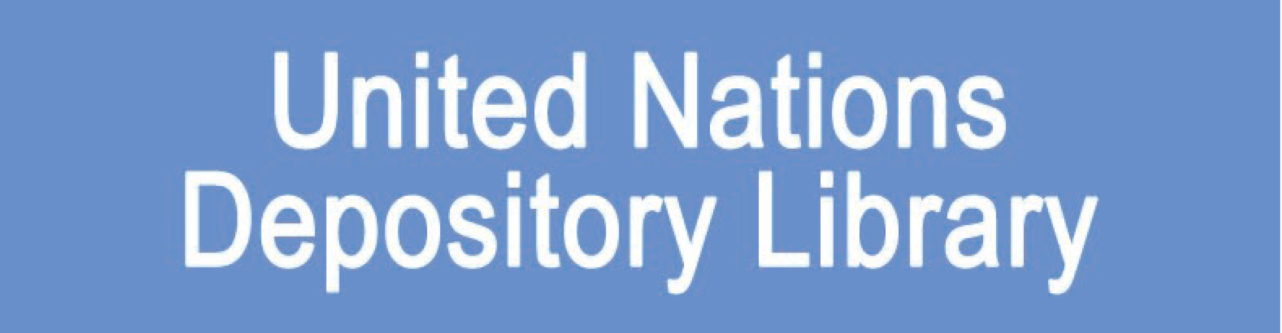 United Nations Depository Library