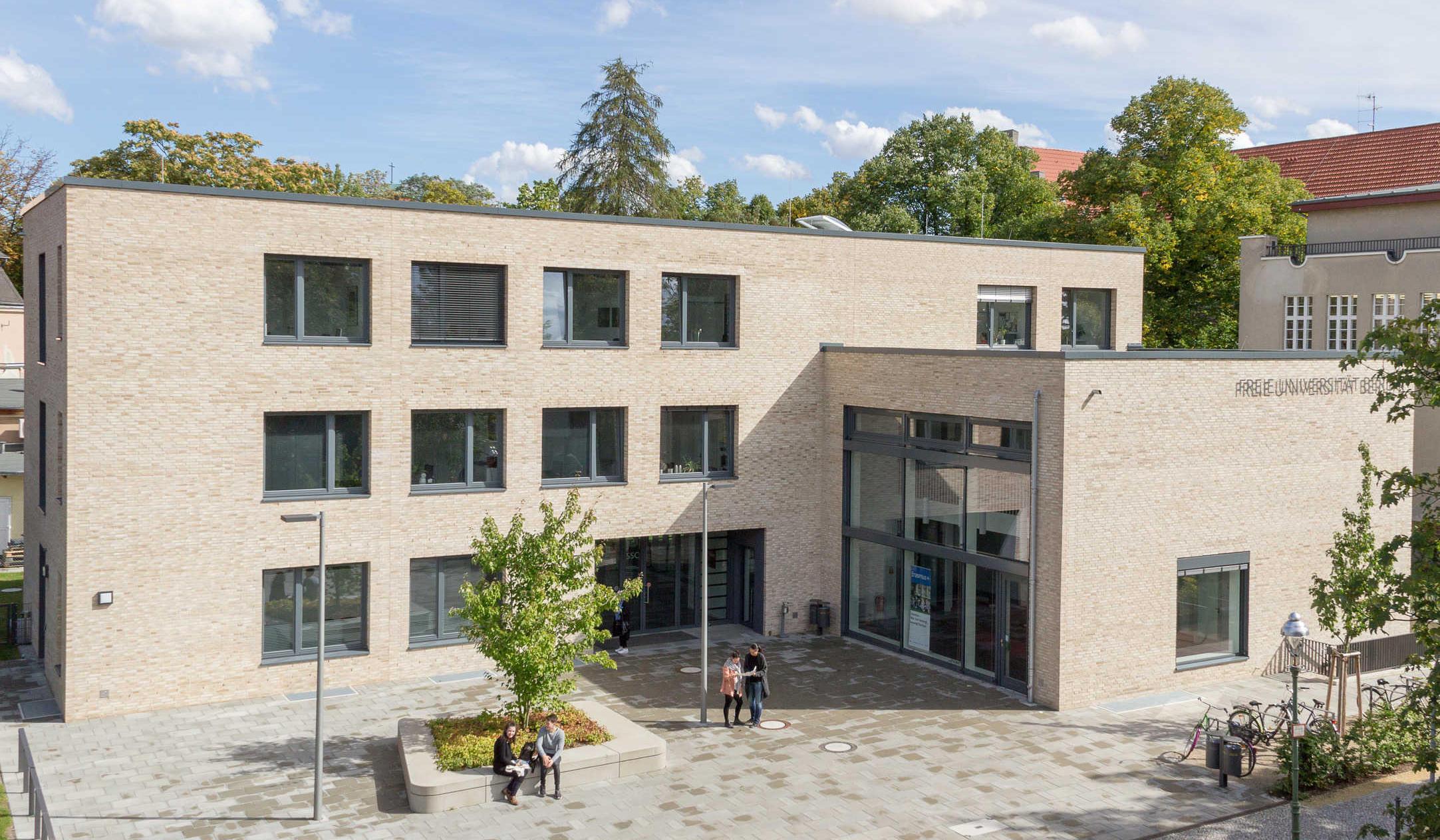 Studierenden-Service-Center (SSC) • Studium • Freie Universität Berlin