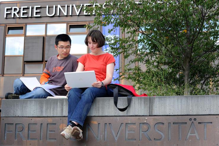 Bewerbung • Studium • Freie Universität Berlin