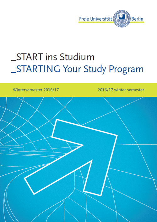 Titelgrafik _START ins Studium 16/17