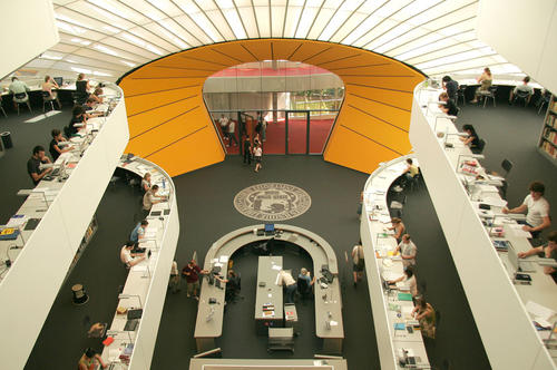 Freie Universität Berlin has many libraries with outstanding research opportunities.